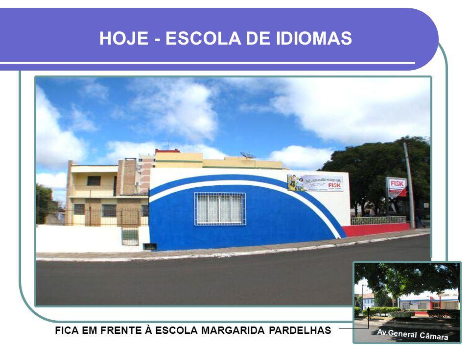 HOJE - ESCOLA DE IDIOMAS