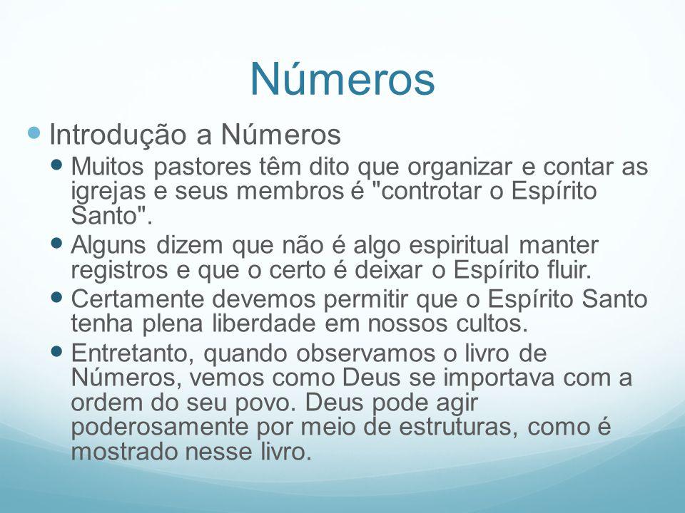 Números Introdução a Números