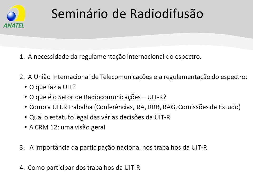 Seminário de Radiodifusão