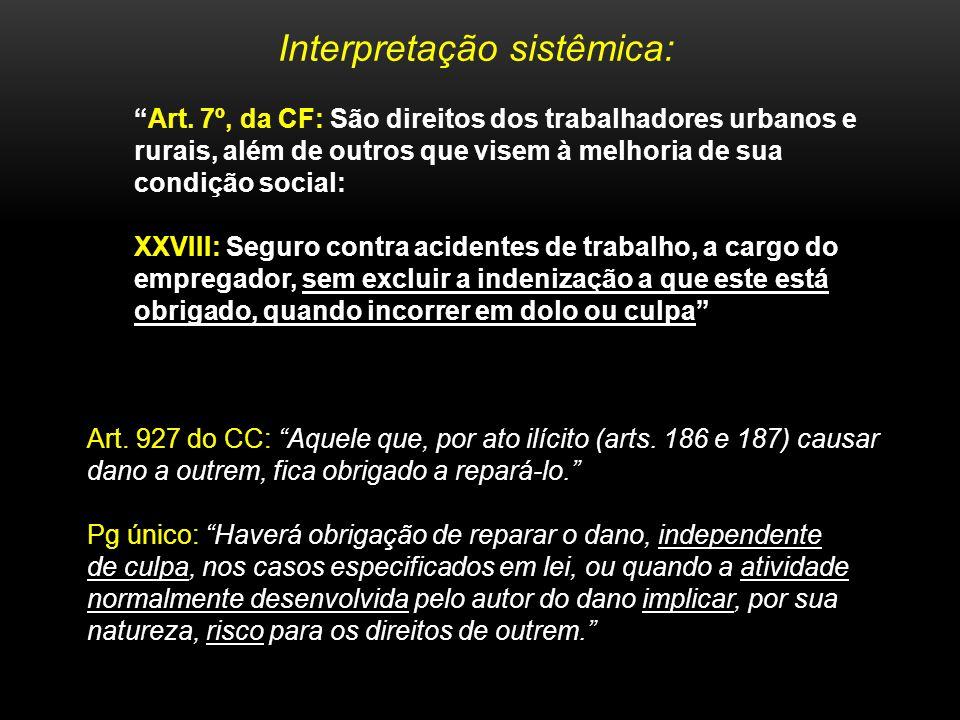 Interpretação sistêmica: