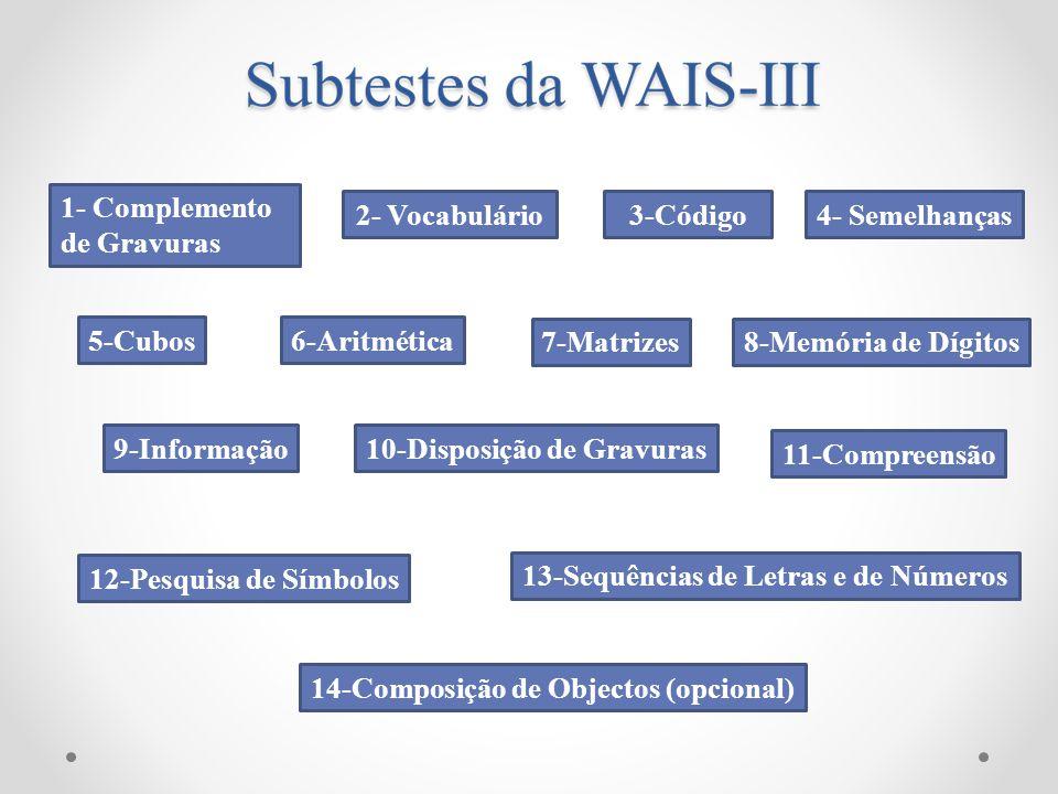 1- Complemento de Gravuras 2- Vocabulário 3-Código 4- Semelhanças