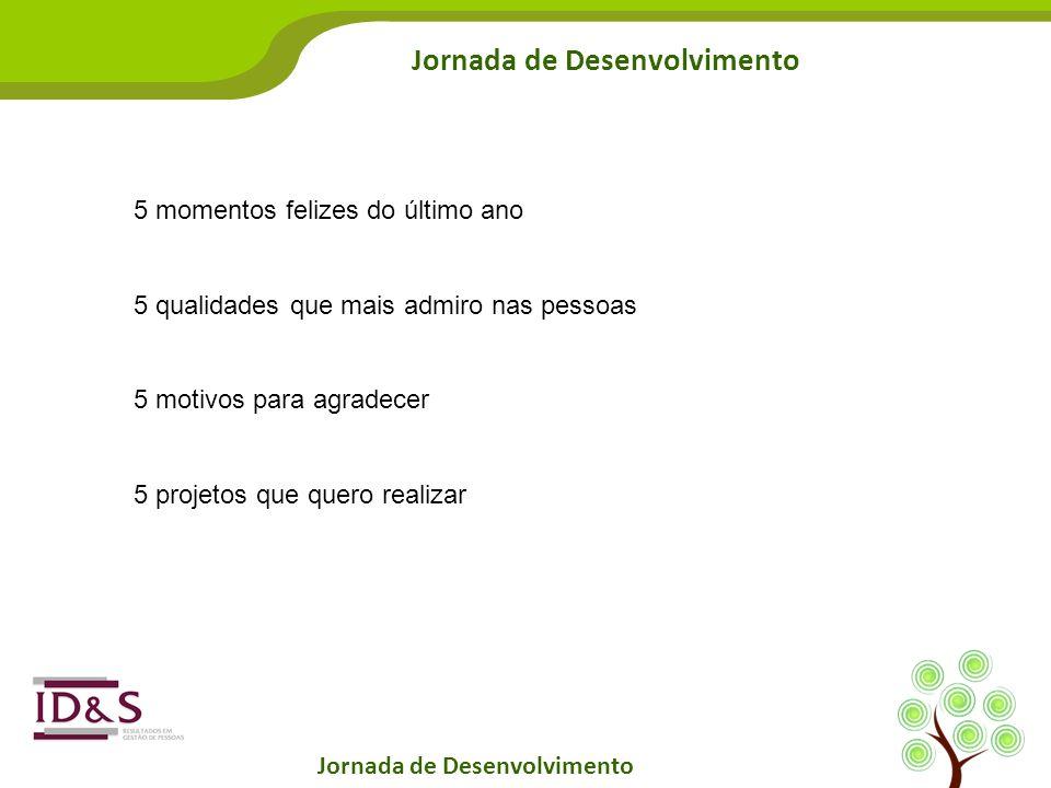 Jornada de Desenvolvimento