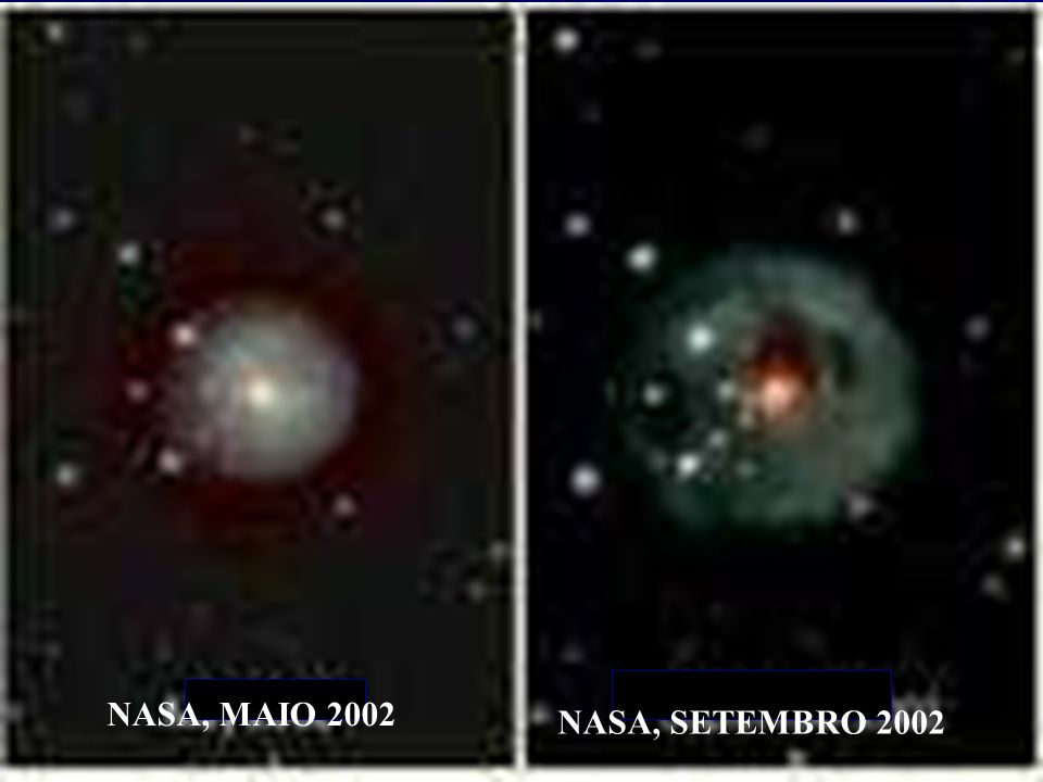 NASA, MAIO 2002 NASA, SETEMBRO 2002