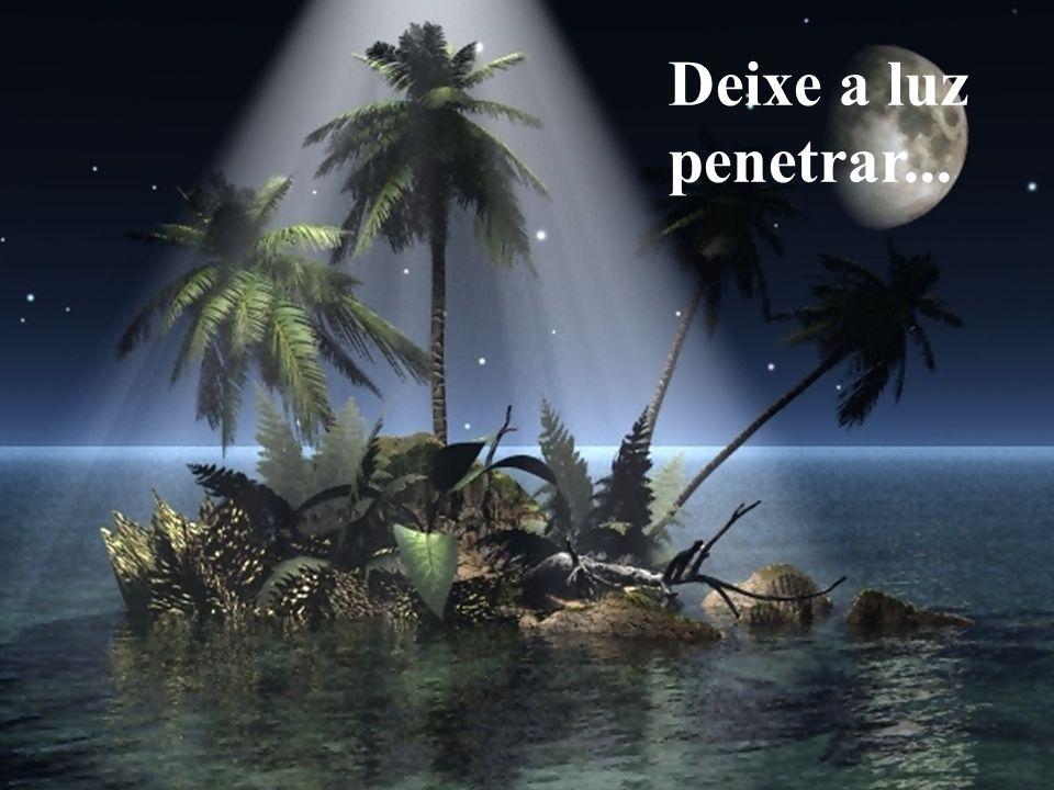 Deixe a luz penetrar...