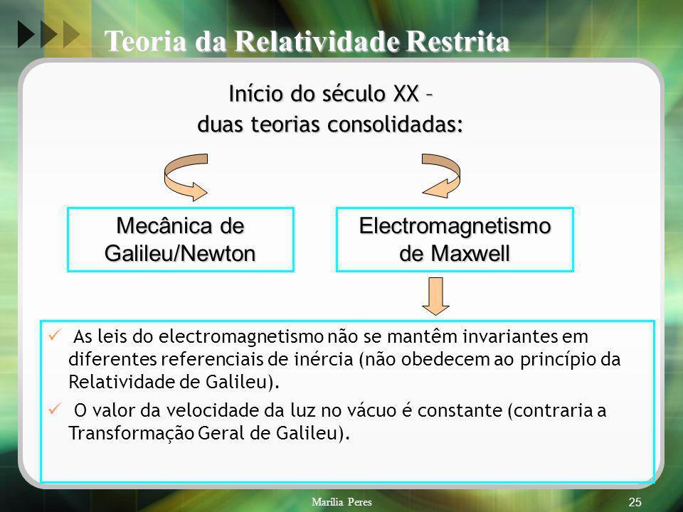 Teoria da Relatividade Restrita