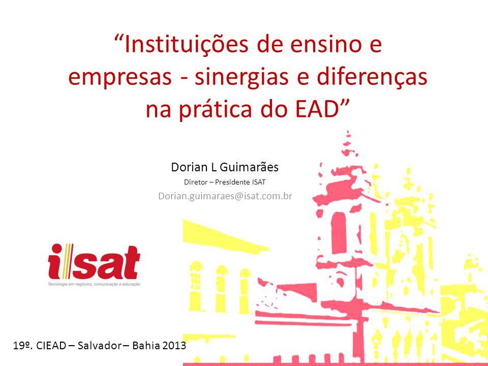 Diretor – Presidente ISAT