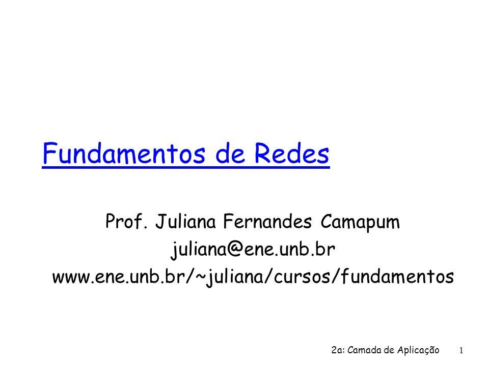 Prof. Juliana Fernandes Camapum