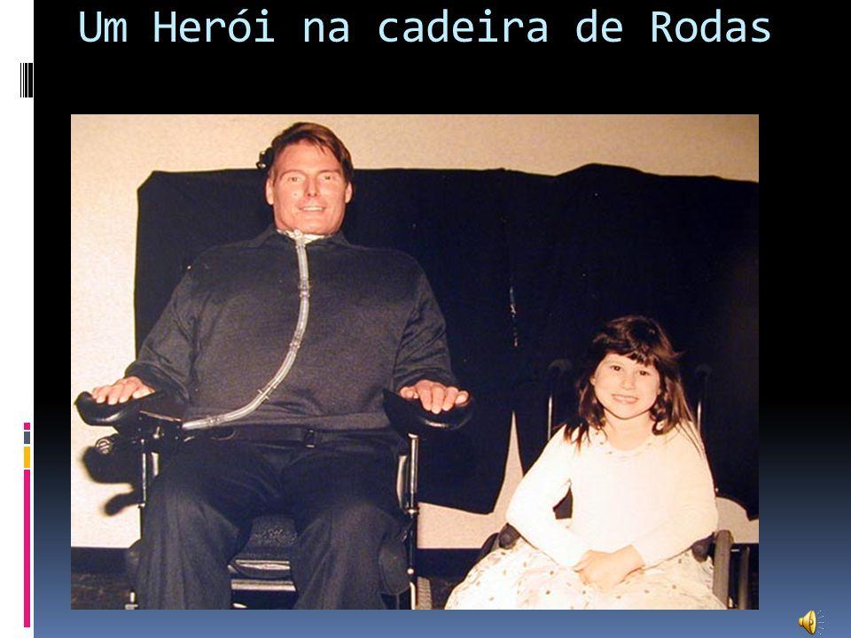 Um Herói na cadeira de Rodas