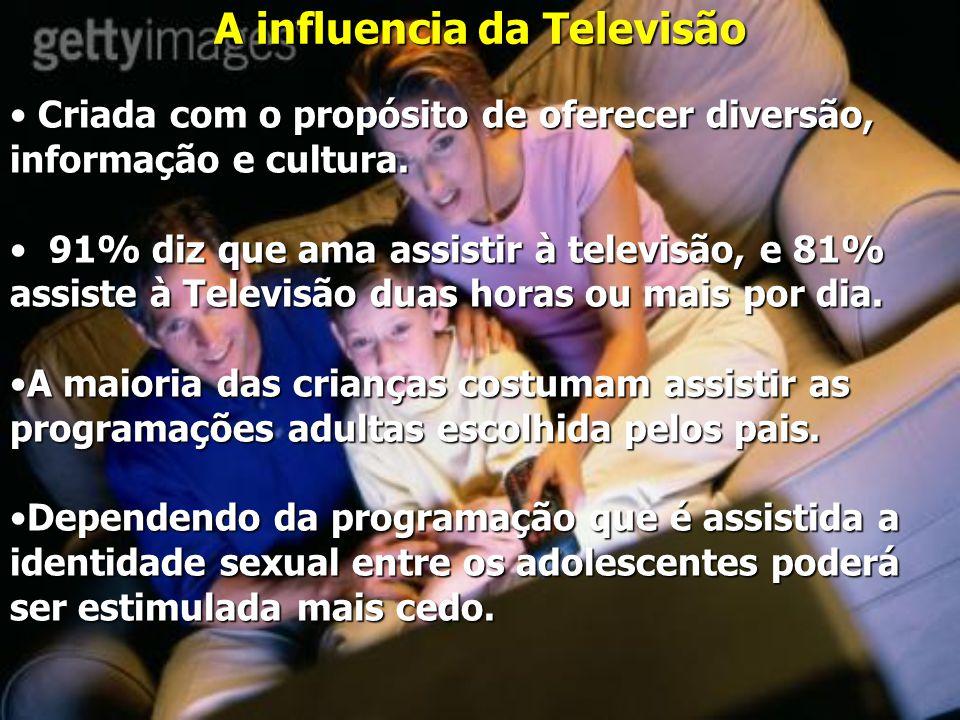 A influencia da Televisão