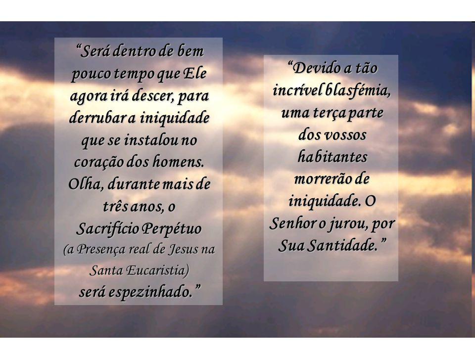 (a Presença real de Jesus na Santa Eucaristia)