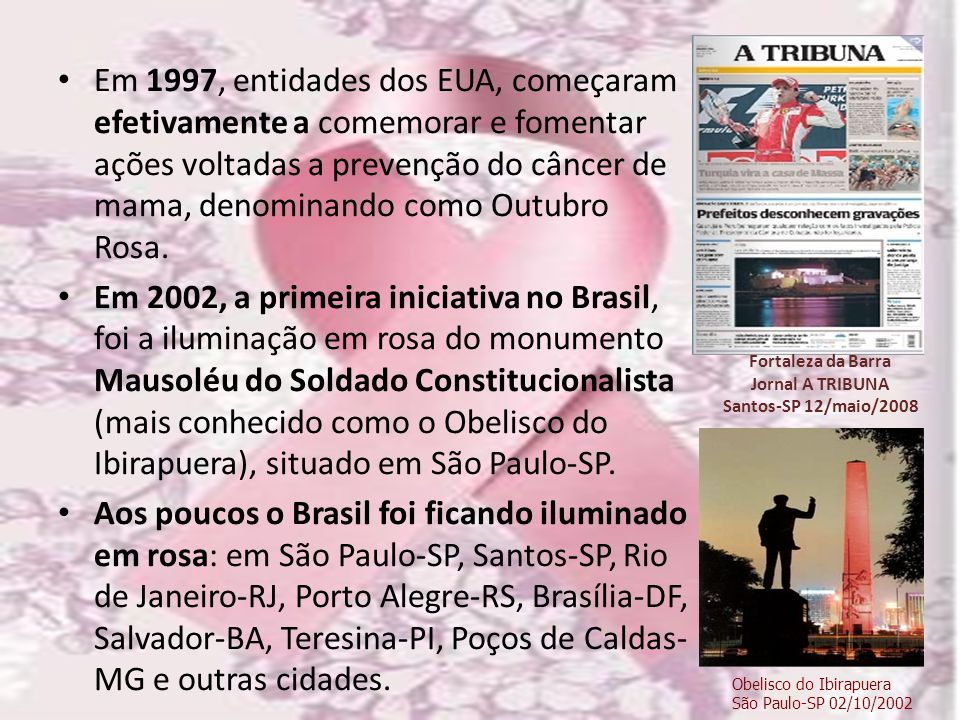 Fortaleza da Barra Jornal A TRIBUNA Santos-SP 12/maio/2008