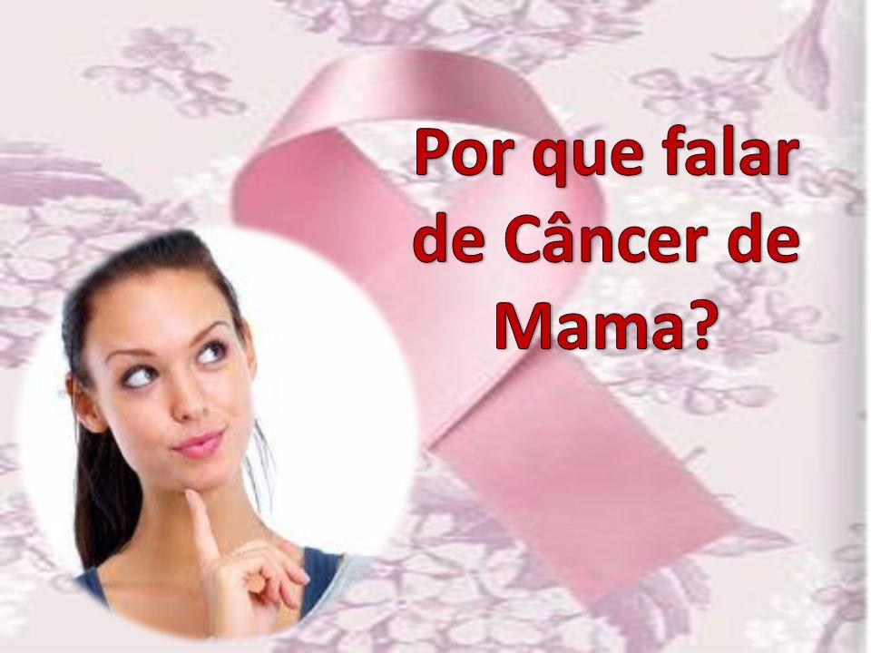 Por que falar de Câncer de Mama