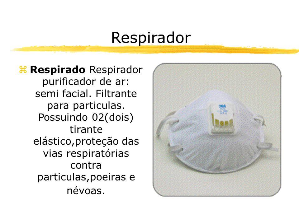 Respirador