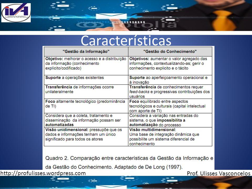 Características http://profulisses.wordpress.com