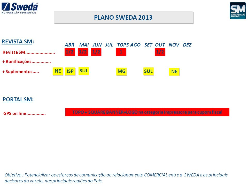 PLANO PROPOSTO 2013 Validade desta proposta : 22/03/13