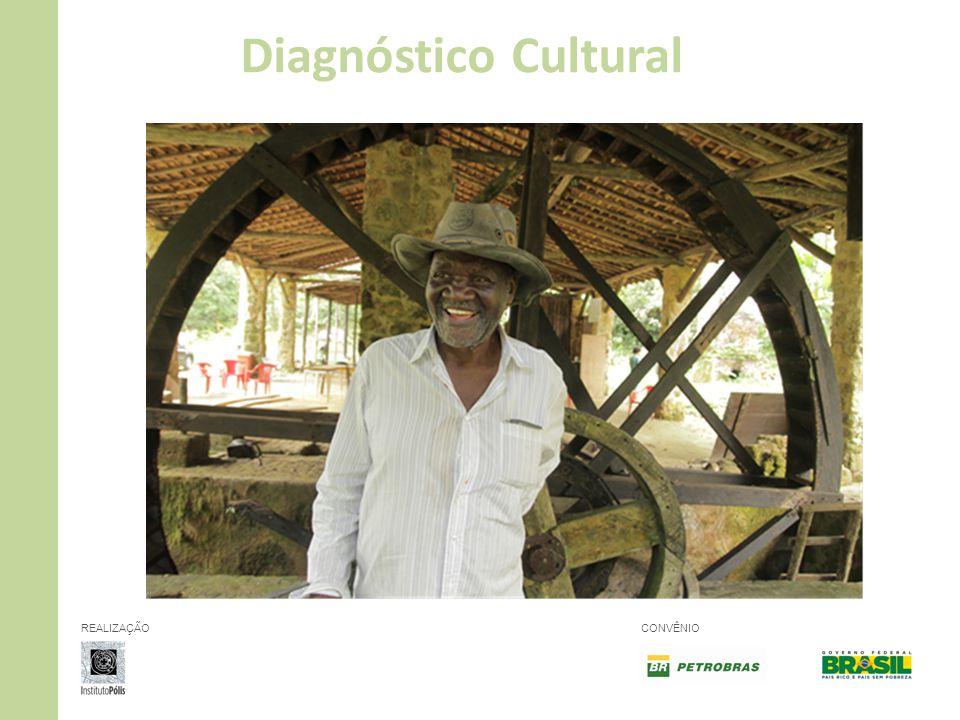 Diagnóstico Cultural realização convênio