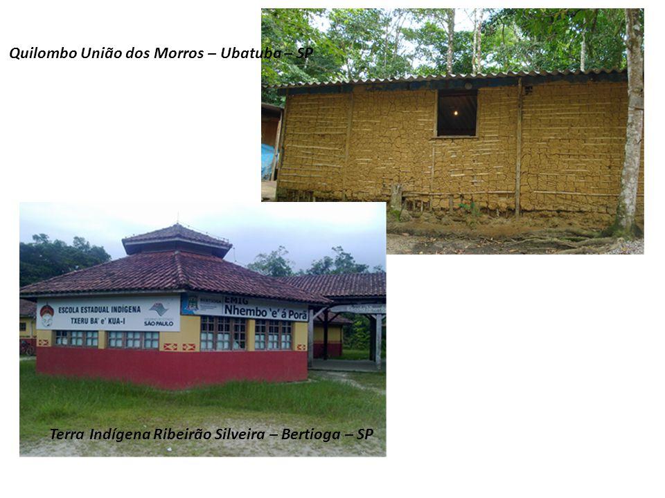 Quilombo União dos Morros – Ubatuba – SP