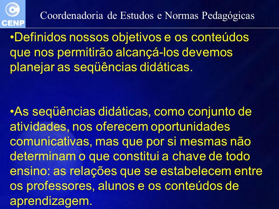 Coordenadoria de Estudos e Normas Pedagógicas