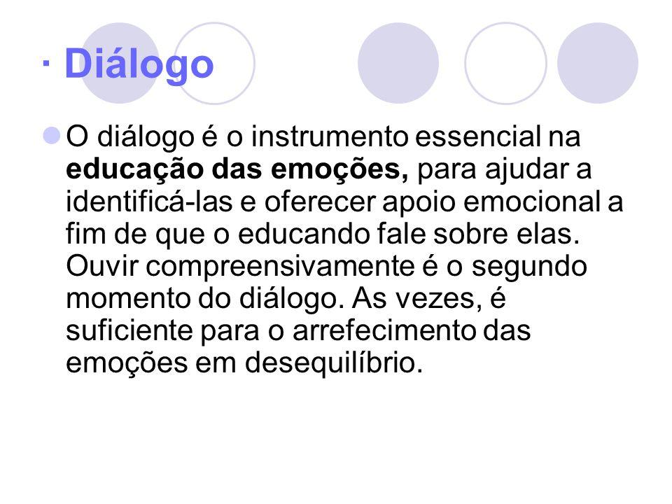· Diálogo