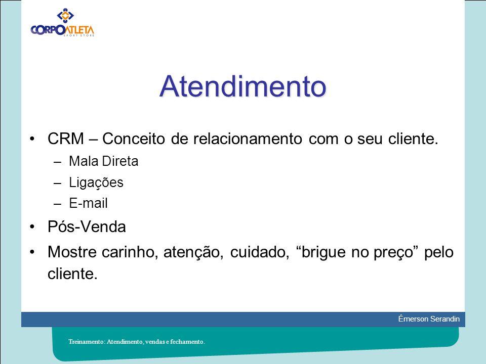 Atendimento CRM – Conceito de relacionamento com o seu cliente.
