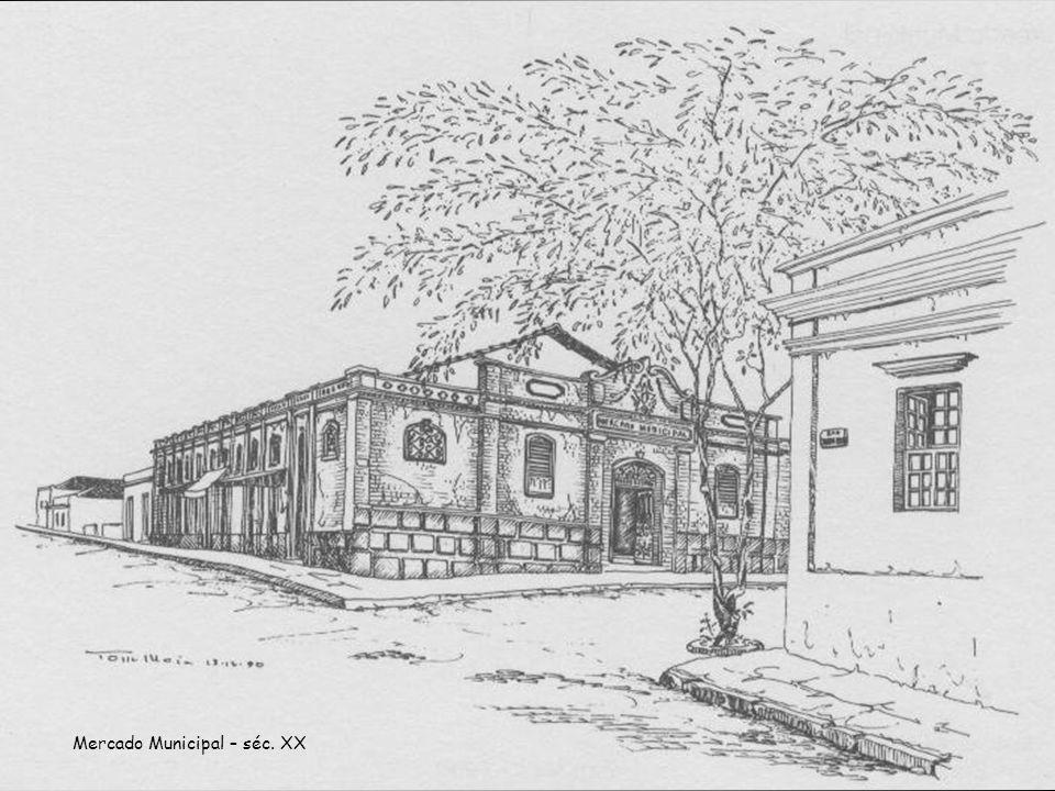Mercado Municipal – séc. XX