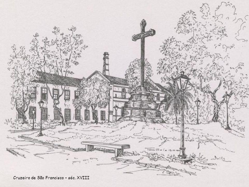 Cruzeiro de São Francisco – séc. XVIII