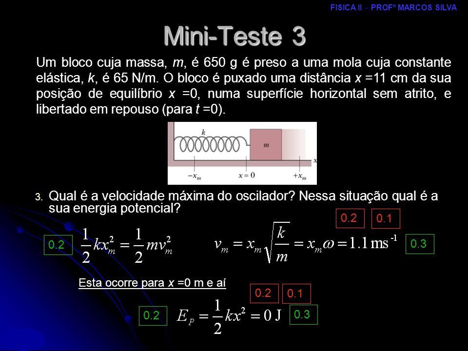 Mini-Teste 3