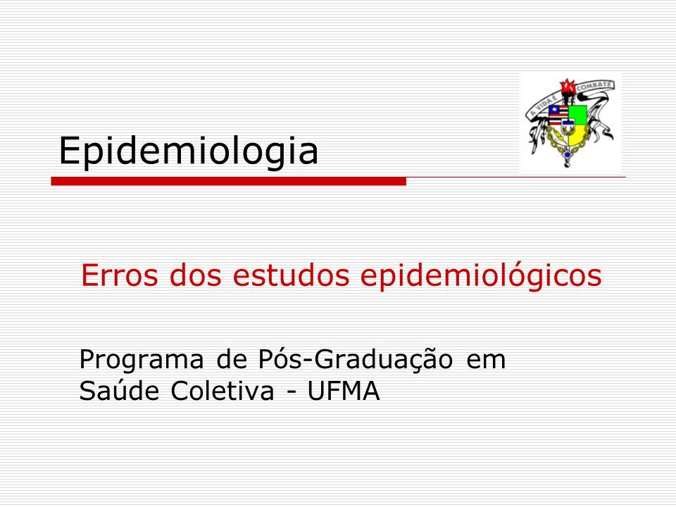 Programa de Pós-Graduação em Saúde Coletiva - UFMA