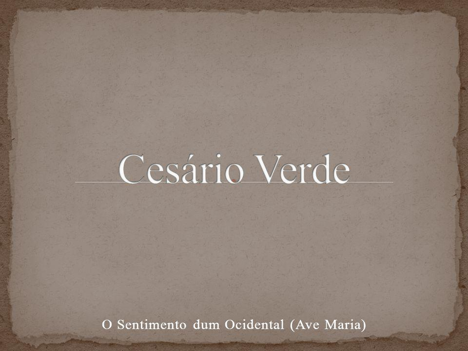 O Sentimento dum Ocidental (Ave Maria)