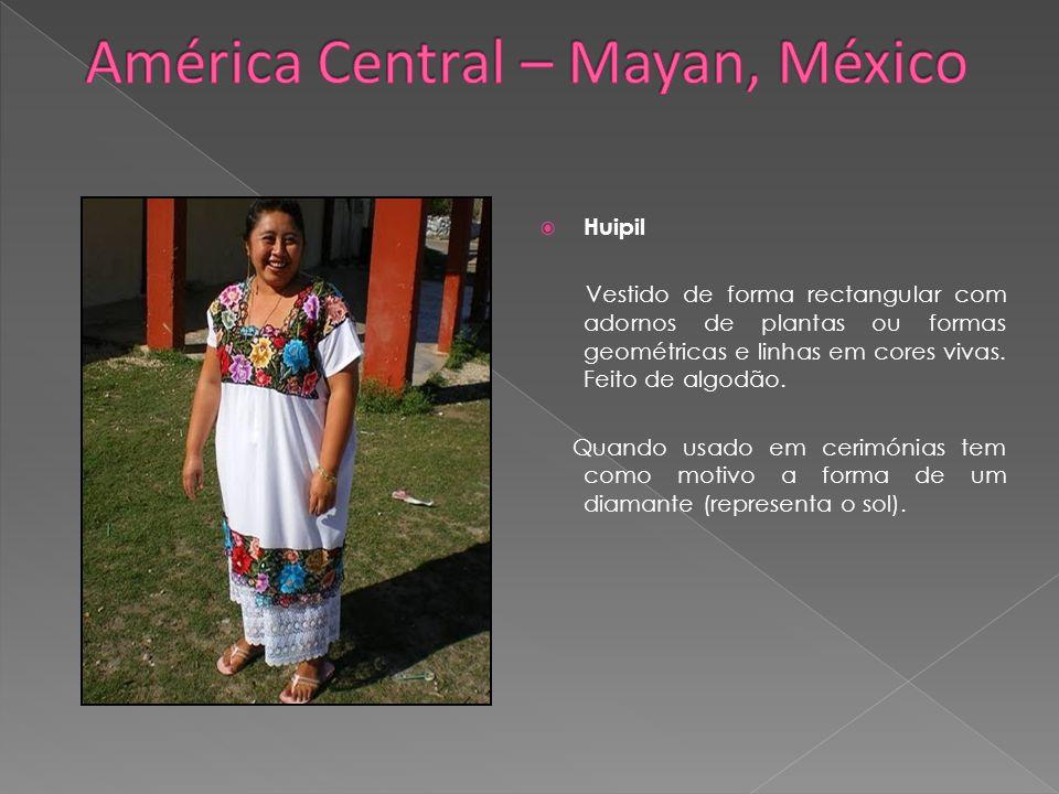 América Central – Mayan, México