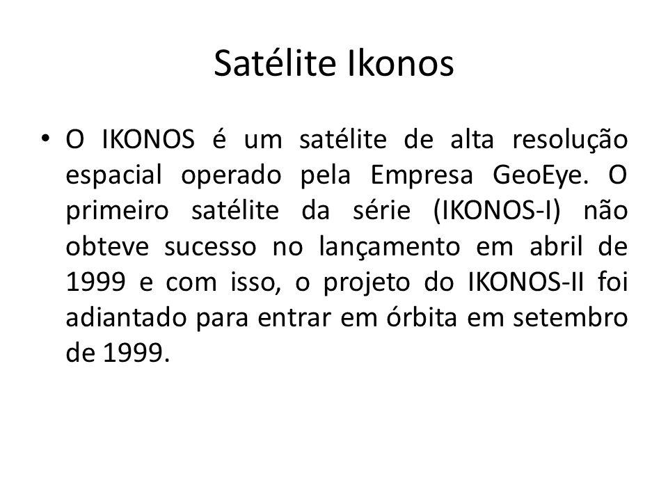 Satélite Ikonos