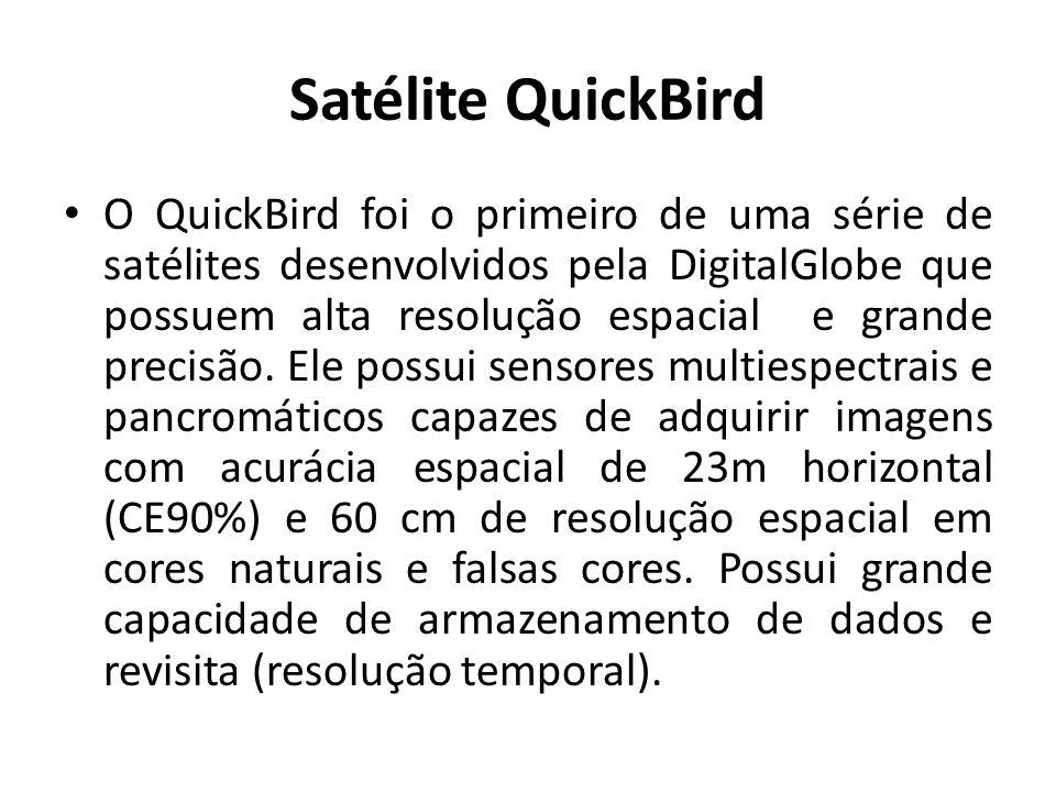 Satélite QuickBird