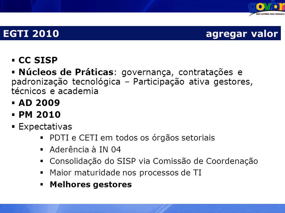 EGTI 2010 agregar valor CC SISP