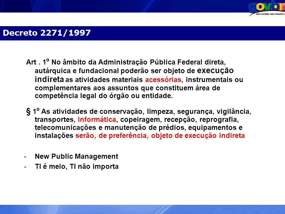 Decreto 2271/1997
