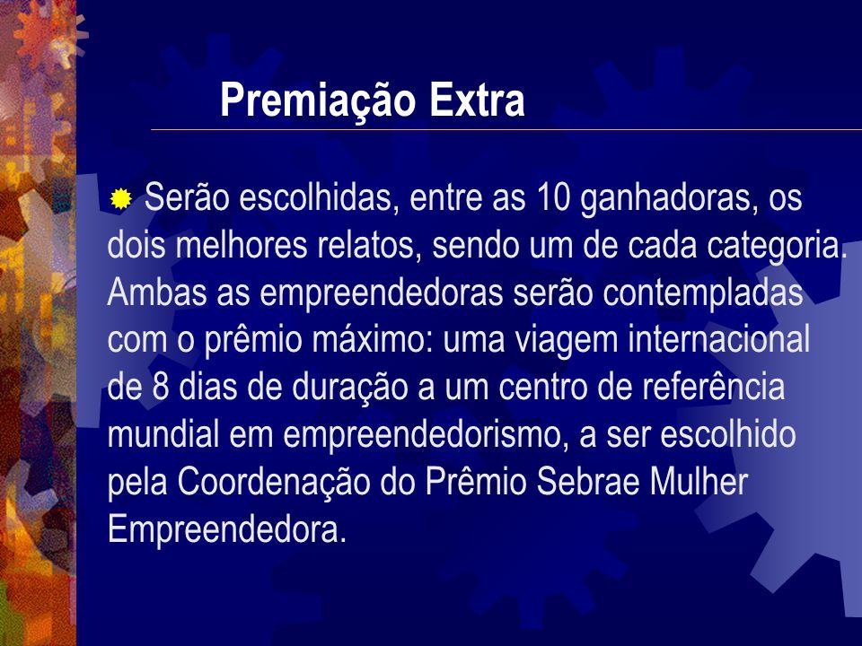 Premiação Extra