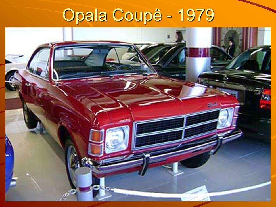 Opala Coupê - 1979