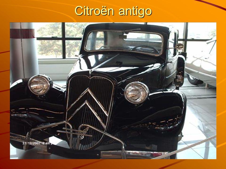 Citroën antigo