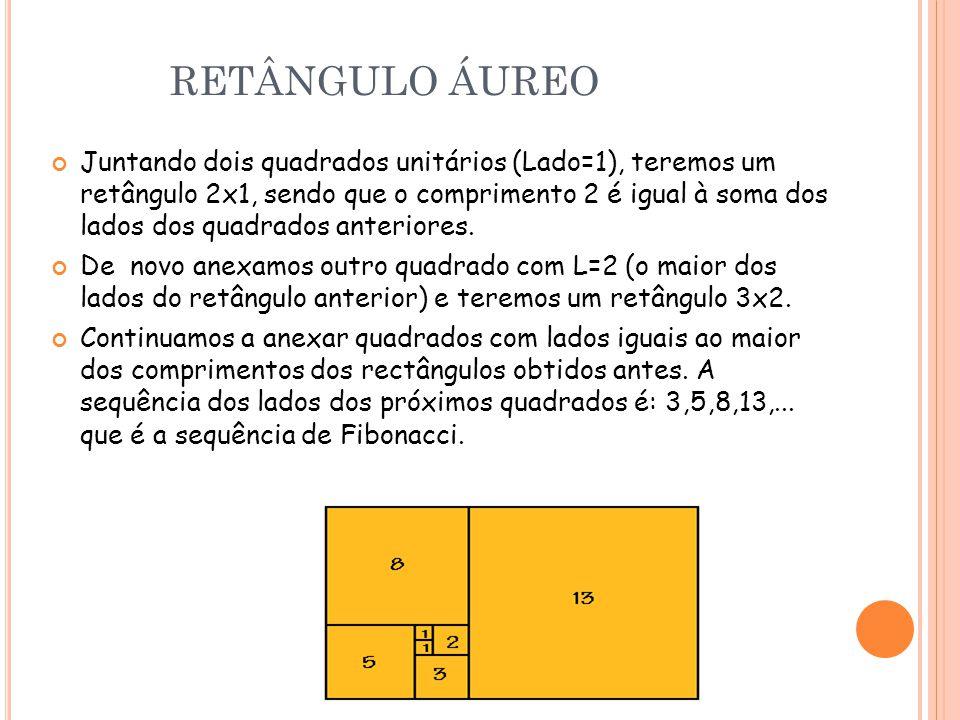 RETÂNGULO ÁUREO