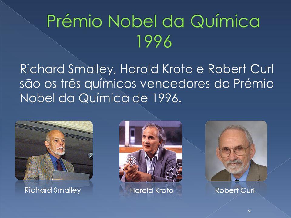 Prémio Nobel da Química 1996