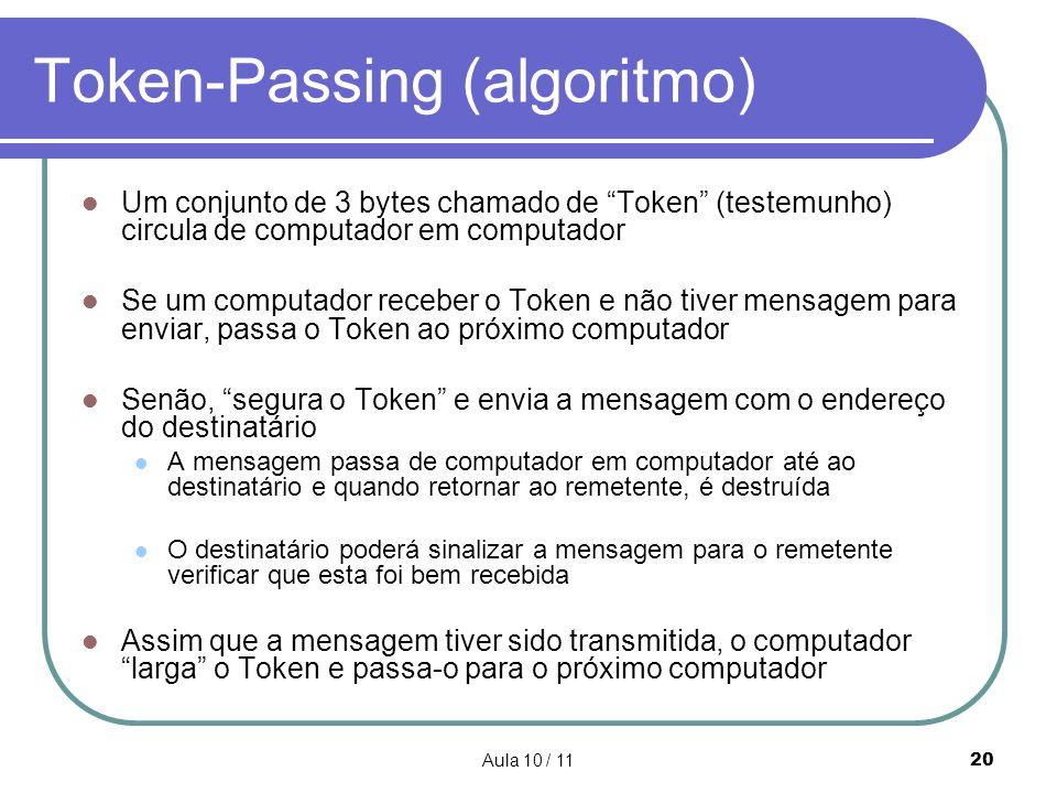 Token-Passing (algoritmo)