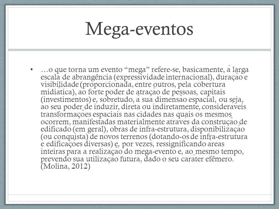 Mega-eventos
