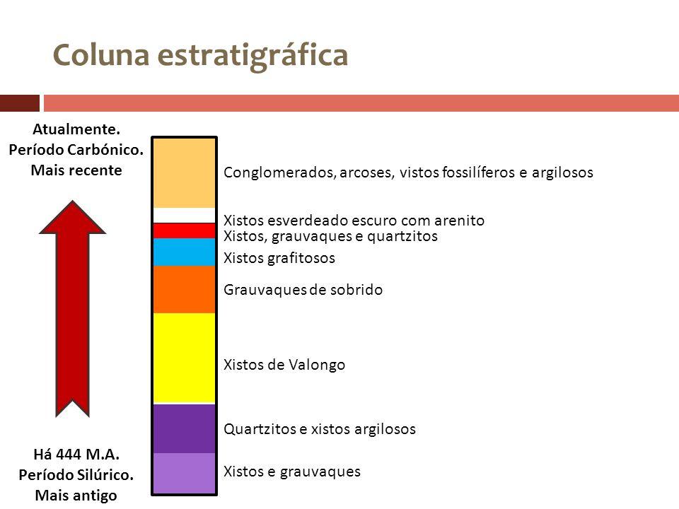 Coluna estratigráfica