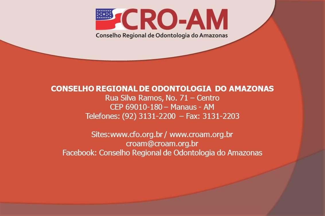 CONSELHO REGIONAL DE ODONTOLOGIA DO AMAZONAS
