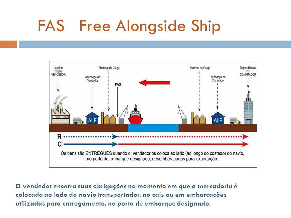 FAS Free Alongside Ship