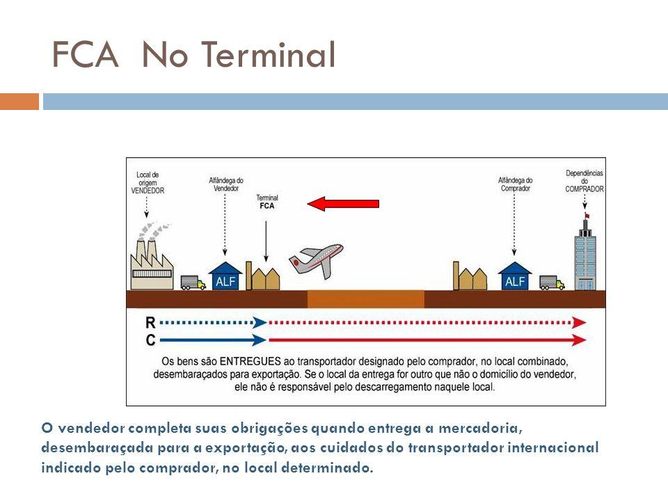 FCA No Terminal