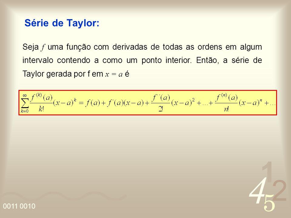 Série de Taylor: