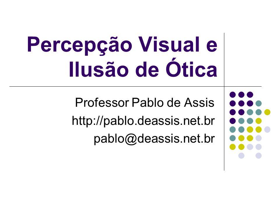 Percepção Visual e Ilusão de Ótica