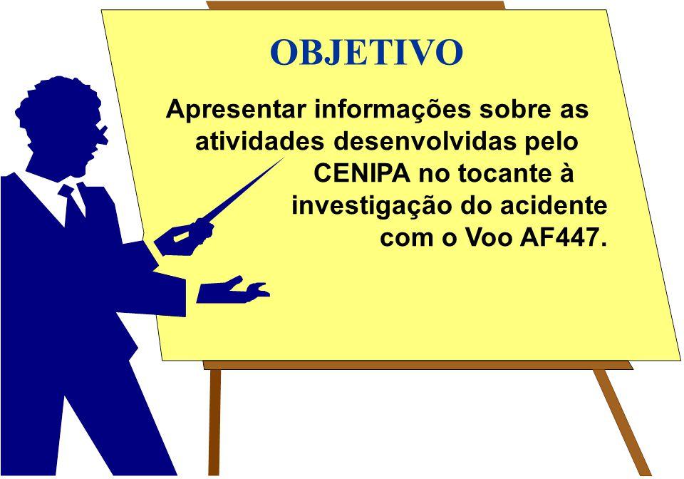OBJETIVO Apresentar informações sobre as atividades desenvolvidas pelo