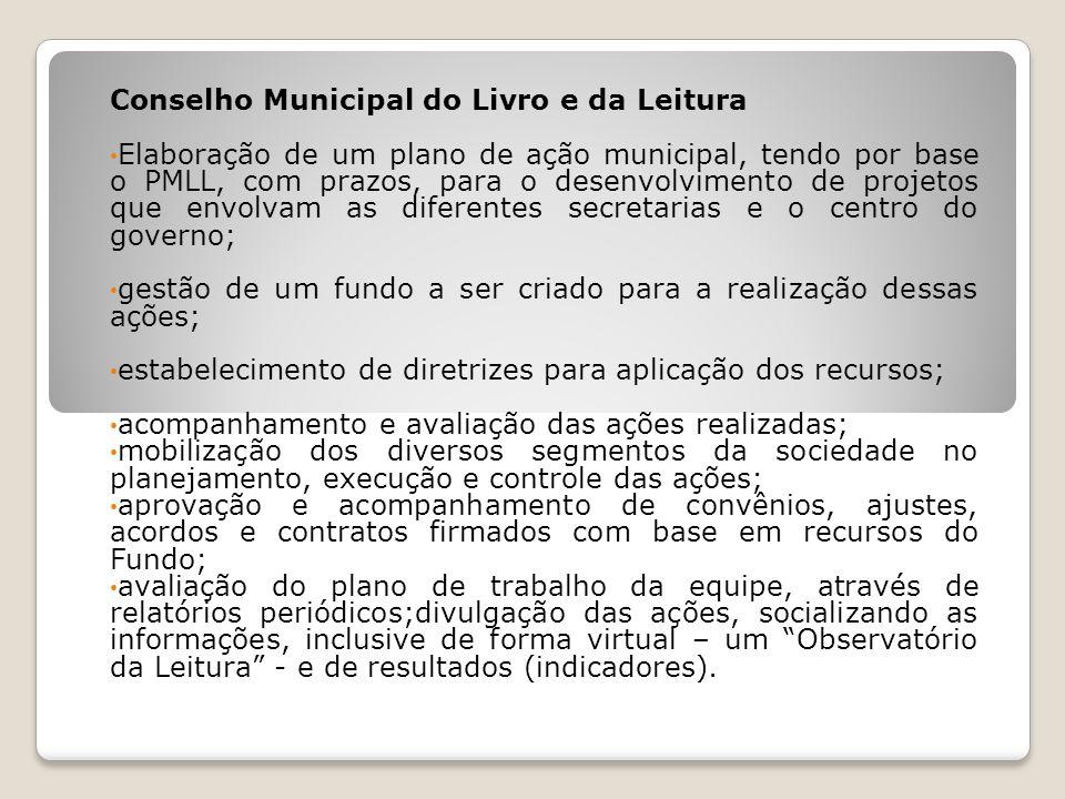 Conselho Municipal do Livro e da Leitura