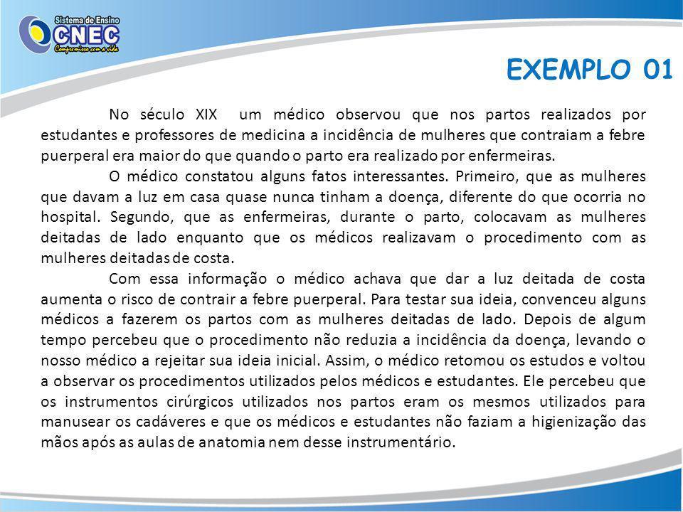 EXEMPLO 01